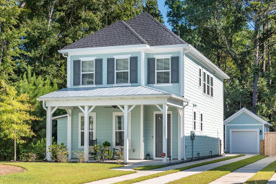 Charleston Single Family Home For Sale: 1942 Fleming Woods Road