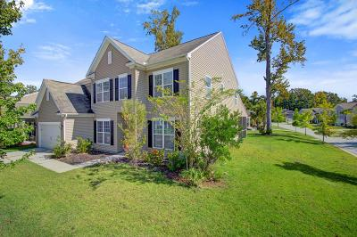 North Charleston Single Family Home For Sale: 8512 Marsh Overlook