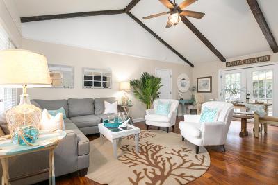 Single Family Home For Sale: 1319 Bob White Drive