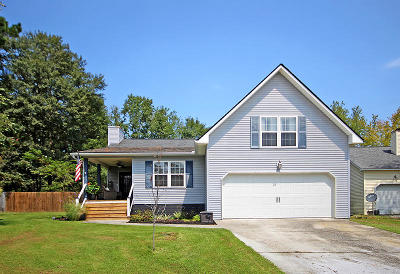 Goose Creek Single Family Home Contingent: 316 Sussex Court