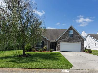 Summerville Single Family Home For Sale: 307 Springdale Court