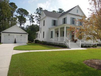 Mount Pleasant Single Family Home For Sale: 1824 Carolina Park Boulevard