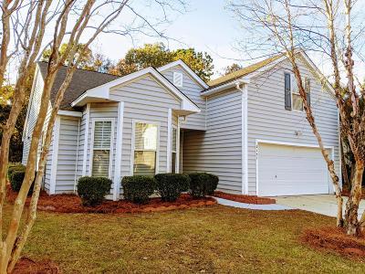 Mount Pleasant Single Family Home For Sale: 2131 Baldwin Park Drive