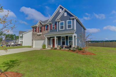 Summerville Single Family Home For Sale: 222 Saxony Loop