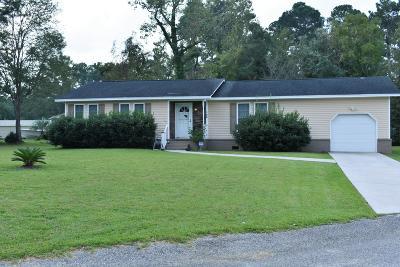 Summerville Single Family Home Contingent: 106 Logan Drive