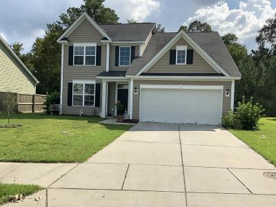 Goose Creek Single Family Home For Sale: 456 Delmont Drive