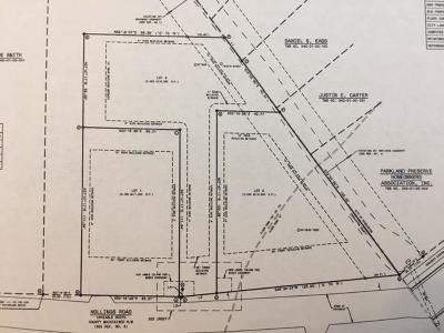 Residential Lots & Land For Sale: Hollings Road