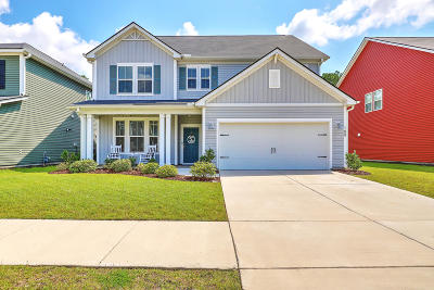 Summerville Single Family Home For Sale: 189 Basket Grass Lane