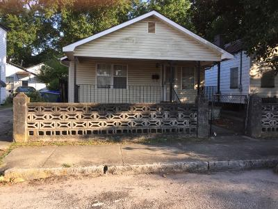 Single Family Home For Sale: 31 Allway Street