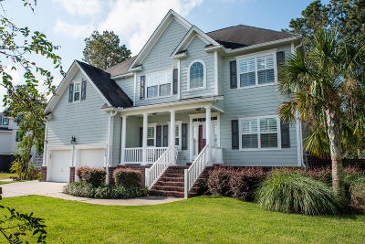 Charleston Single Family Home For Sale: 1215 Rivers Reach Drive