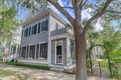 Mount Pleasant Single Family Home For Sale: 344 N Shelmore Boulevard