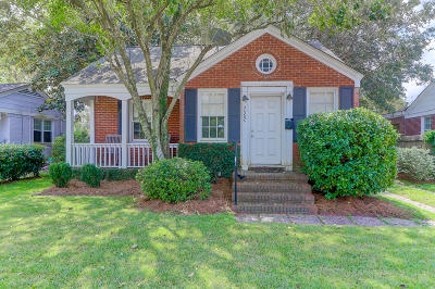 Single Family Home For Sale: 727 Savannah Highway