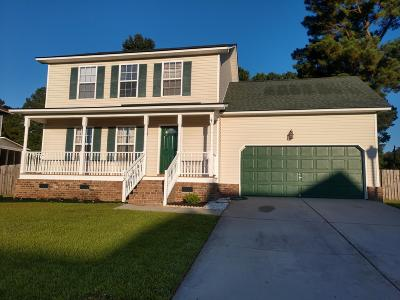 Goose Creek Single Family Home For Sale: 172 Red Cypress Drive