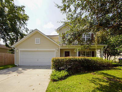 Summerville Single Family Home Contingent: 103 Moon Shadow Lane