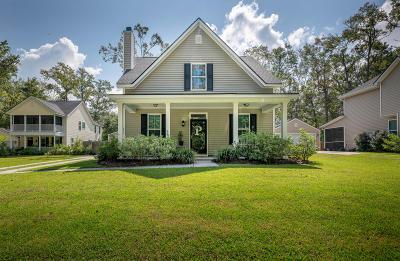 Single Family Home For Sale: 1657 Jessy Elizabeth Road