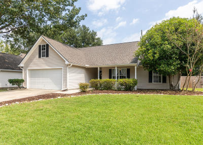 Mount Pleasant Single Family Home Contingent: 1317 Balcome Road