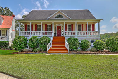 Goose Creek Single Family Home For Sale: 106 N Norfolk Way