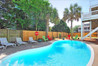 Isle Of Palms SC Single Family Home For Sale: $1,435,000