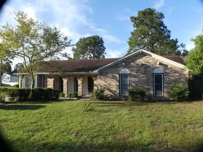 Summerville Single Family Home For Sale: 620 Longleaf Road