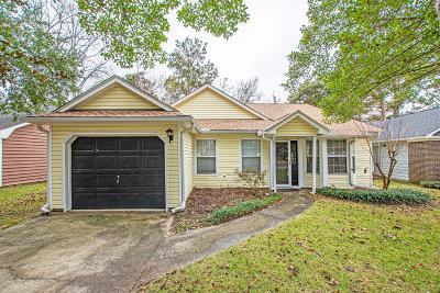 Goose Creek Single Family Home For Sale: 267 Two Hitch Road