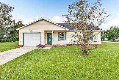 Moncks Corner Single Family Home For Sale: 1400 Aubry Dr