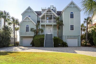 Isle Of Palms SC Single Family Home For Sale: $3,975,000