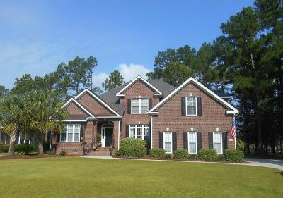 Summerville Single Family Home For Sale: 125 Pine Valley Drive