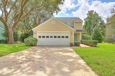 Mount Pleasant Single Family Home For Sale: 1406 Oaklanding Road