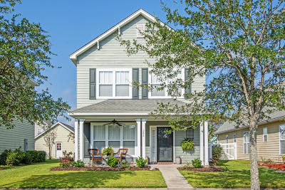 Summerville Single Family Home For Sale: 206 Hyacinth Street