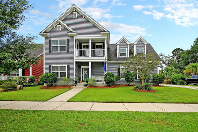 Single Family Home For Sale: 1306 Segar Street
