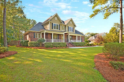 Summerville Single Family Home For Sale: 1000 Mt Whitney Drive