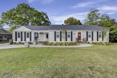 Single Family Home For Sale: 824 Harbor View Road