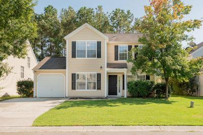 Charleston Single Family Home For Sale: 1133 River Bay Lane