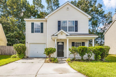 Summerville Single Family Home For Sale: 1408 Pinethicket Drive