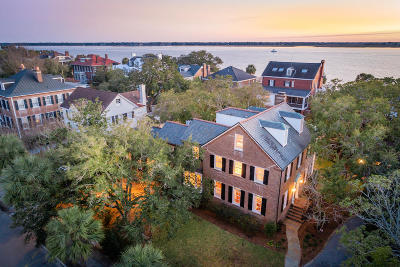 Charleston SC Single Family Home For Sale: $3,650,000