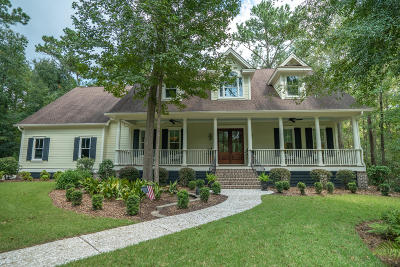 Charleston Single Family Home For Sale: 208 Pearlware Court