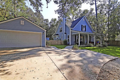 Charleston Single Family Home For Sale: 1527 Lynton Street