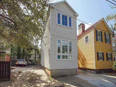 Charleston Single Family Home For Sale: 59 Radcliffe Street