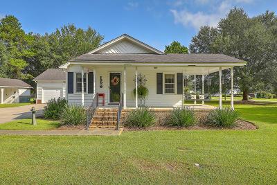 Summerville Single Family Home For Sale: 156 Scotch Range Road