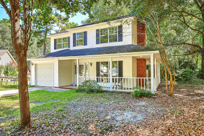 North Charleston Single Family Home For Sale: 4775 Boykin Drive