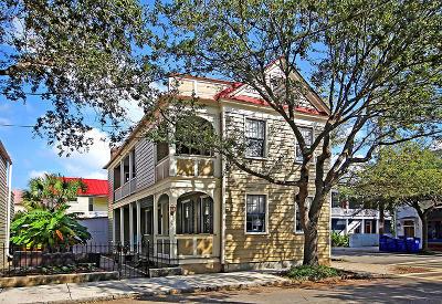 Charleston Single Family Home For Sale: 16 Bogard Street