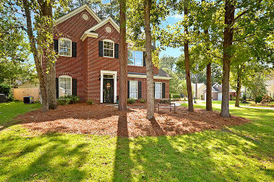 Summerville Single Family Home Contingent: 700 Pointe Cir