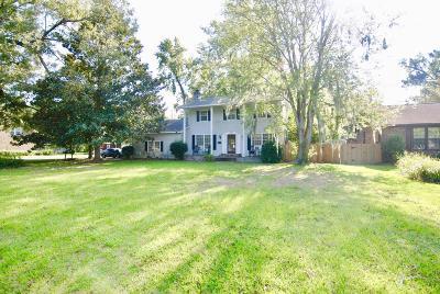 Moncks Corner Single Family Home For Sale: 1601 Albert Storm Avenue