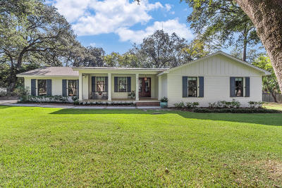 Mount Pleasant Single Family Home For Sale: 301 Coinbow Drive