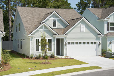 Mount Pleasant SC Single Family Home For Sale: $530,012
