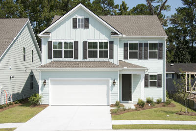 Mount Pleasant SC Single Family Home For Sale: $488,434