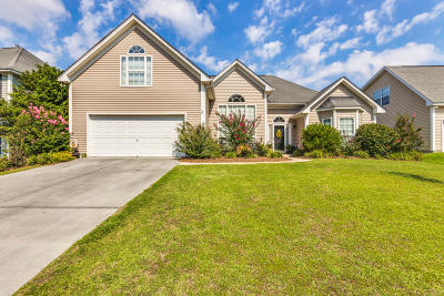 Summerville Single Family Home For Sale: 104 Curico Lane