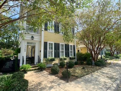 Charleston Single Family Home For Sale: 1104 Hidden Fields Way