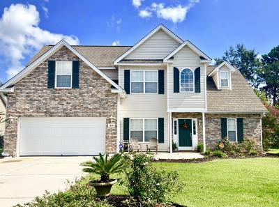 Summerville Single Family Home For Sale: 531 Rosings Drive