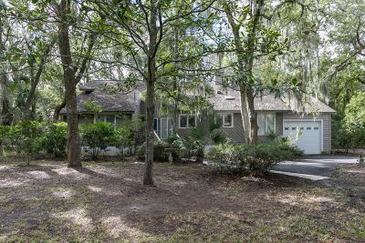 Single Family Home For Sale: 280 Saltmeadow Cove